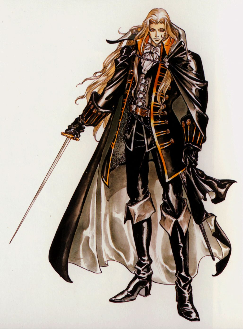 Alucard From Castlevania Symphony Of The Night Video