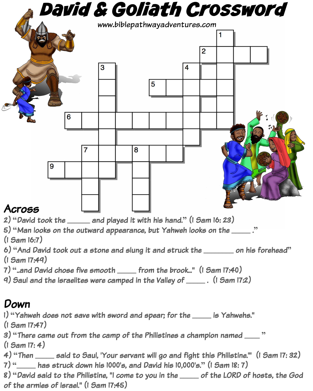 FREE Bible Activities for Kids | Rätsel