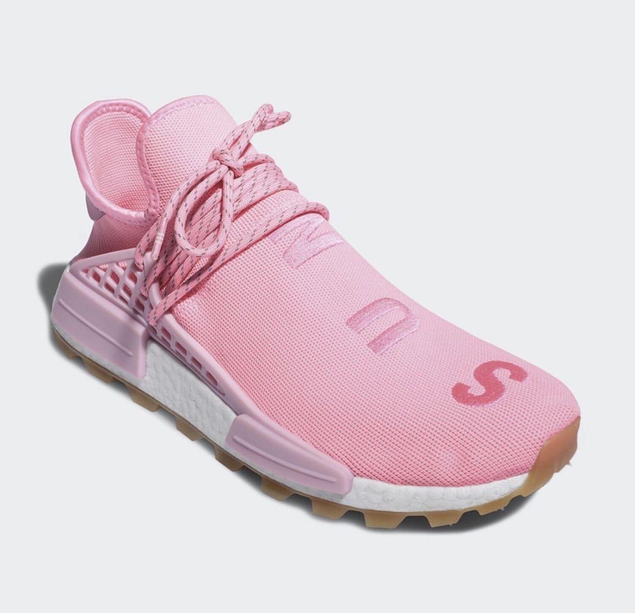 adidas nmd pink and bianca