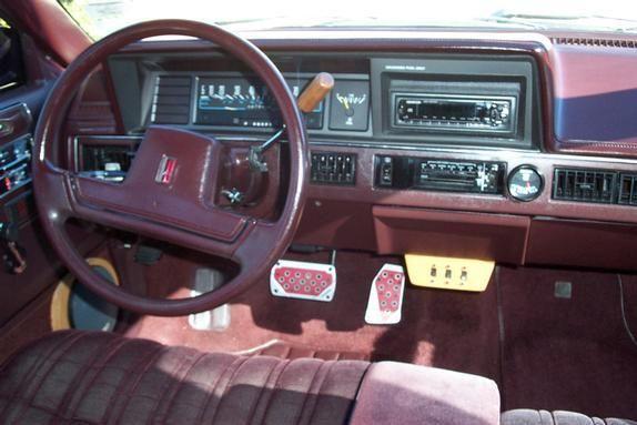 oldsmobile cutlass ciera 89 | products i love | Oldsmobile cutlass