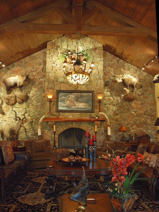 Hunting lodge design pictures remodel decor and ideas for Hunting lodge designs