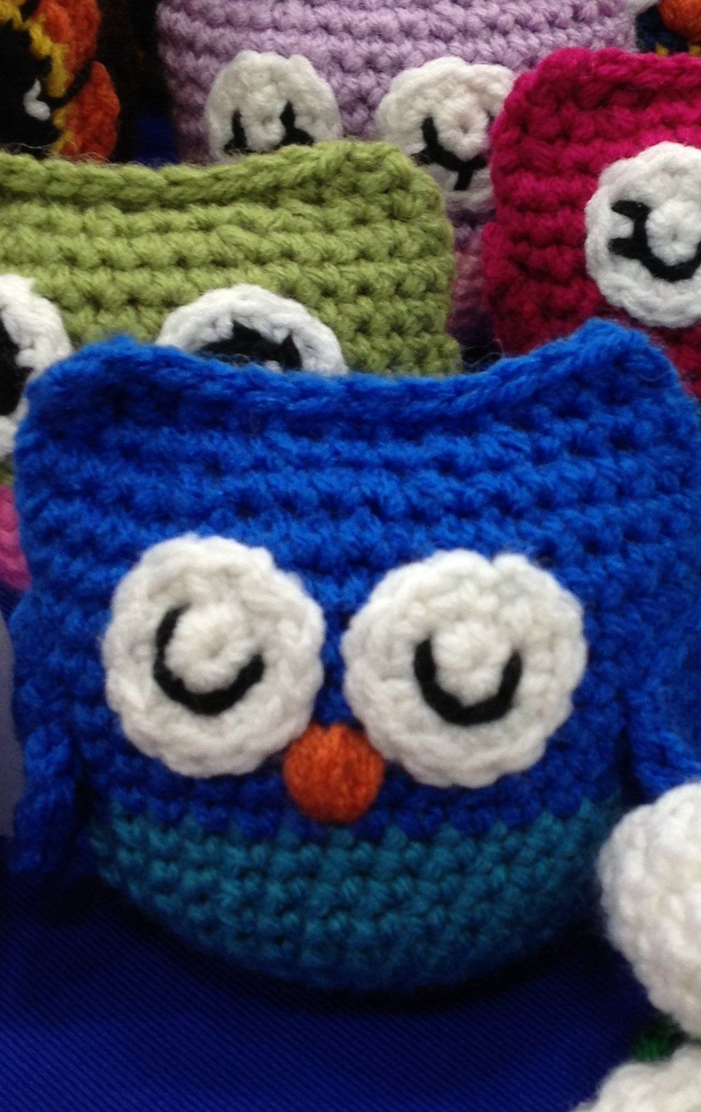 Crochet Little Owl