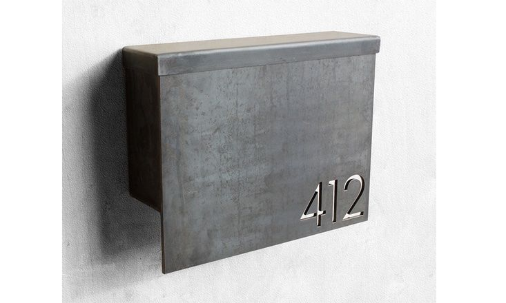 10 Easy Pieces The Modern Mailbox Custom mailboxes