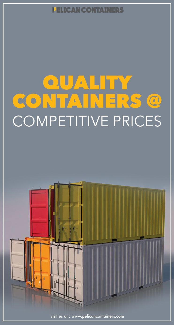 We Offer A Wide Array Of Damage Free Used Shipping Containers At The Best Prices Contac Shipping Containers For Sale Used Containers For Sale 40ft Container