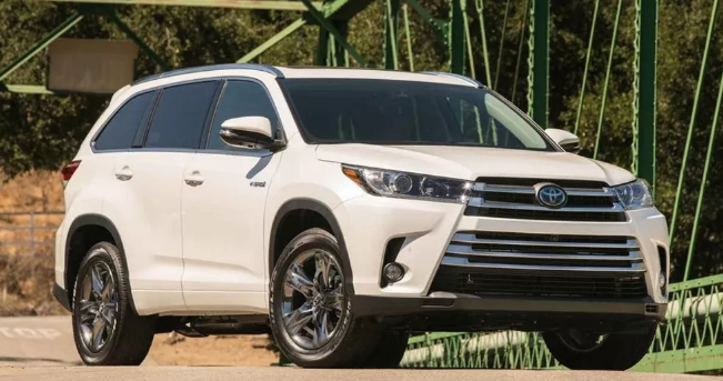 2020 Toyota Highlander Specs Price And Colors Toyota Highlander 2017 Toyota Highlander Toyota