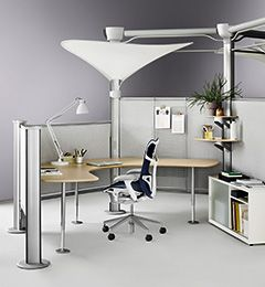 Resolve Office Furniture System Herman Miller Open Office