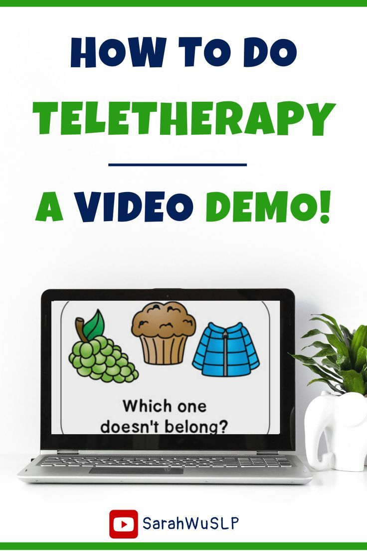 33++ Speech therapy games teletherapy mode