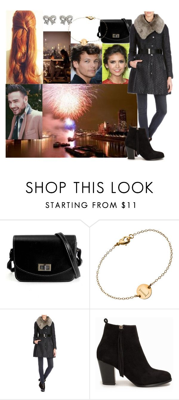 """""""(read) watching New Year´s fireworks with Liam´s brothers and being surprised when Crown Prince William proposed his girlfriend Casandra"""" by princessofpeople ❤ liked on Polyvore featuring Reem Acra, Miriam Merenfeld, Karen Millen, Nly Shoes, M&Co, women's clothing, women's fashion, women, female and woman"""