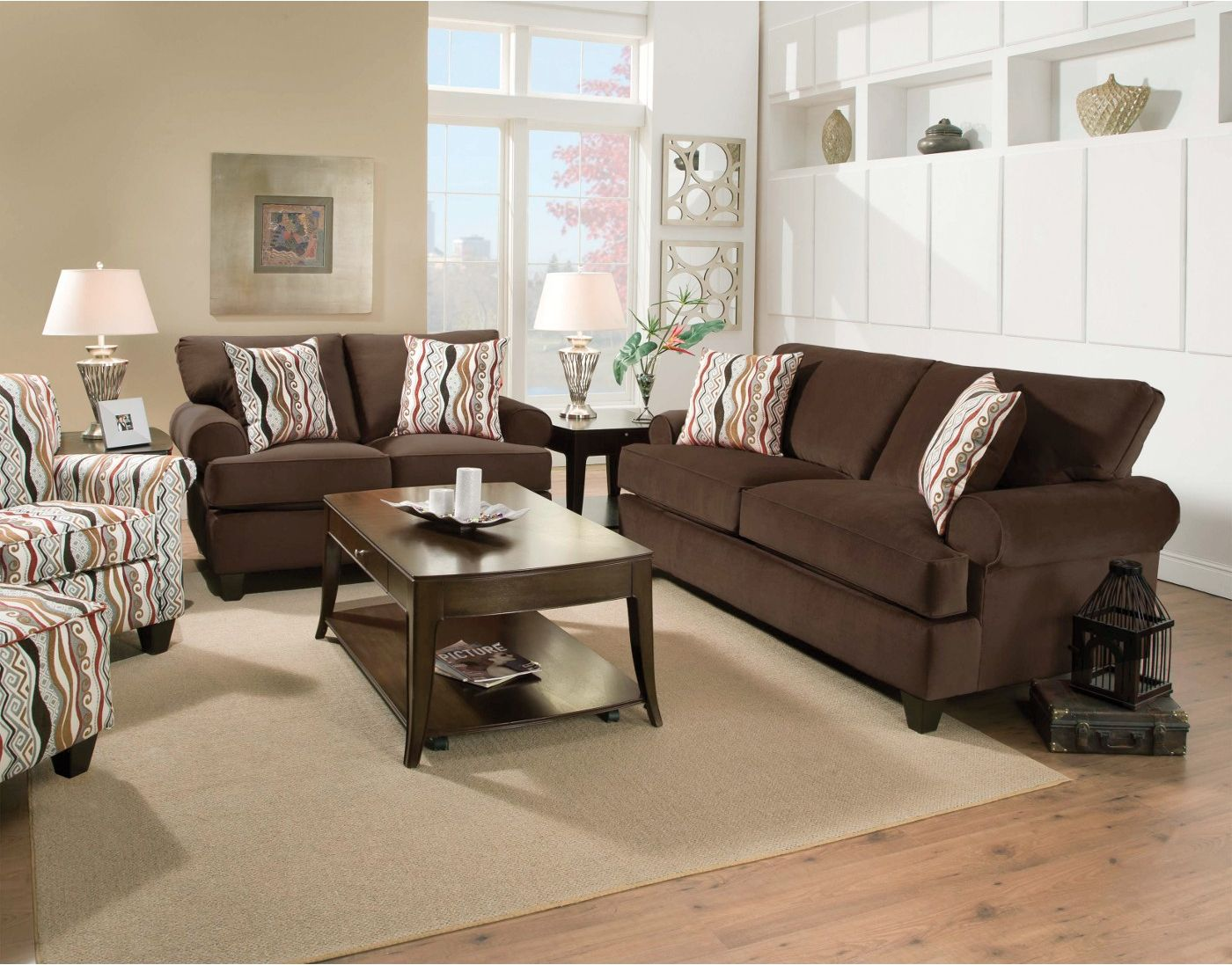 44++ Red sectional living room set info