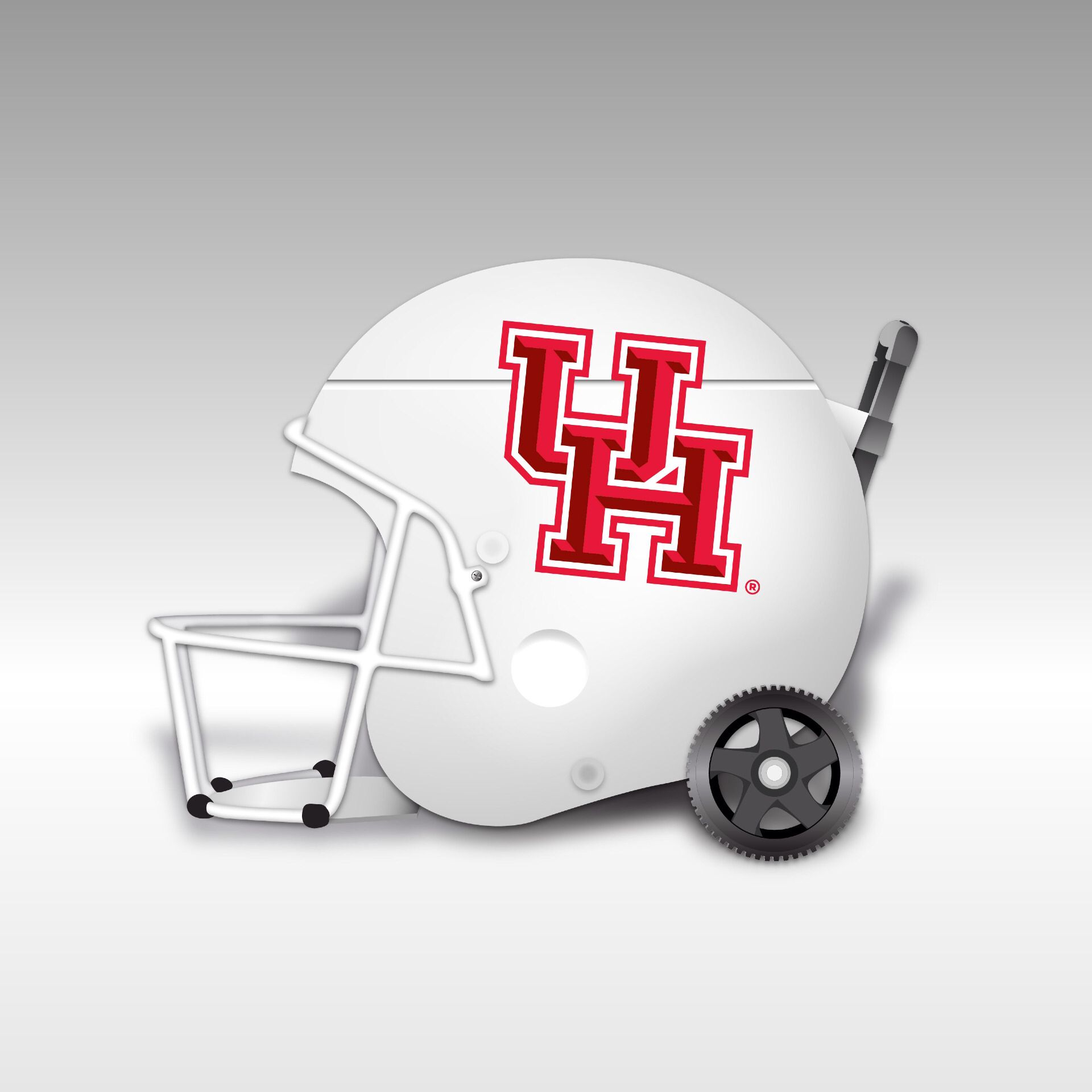What is this? I'm glad I asked. LOL. University of Houston