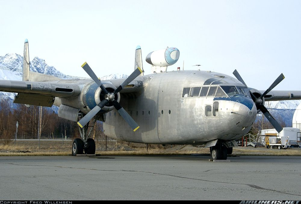 Fairchild C-119F Flying Boxcar aircraft picture | Aircraft ...