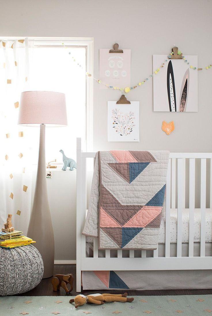 Pink Floor Lamp For Nursery