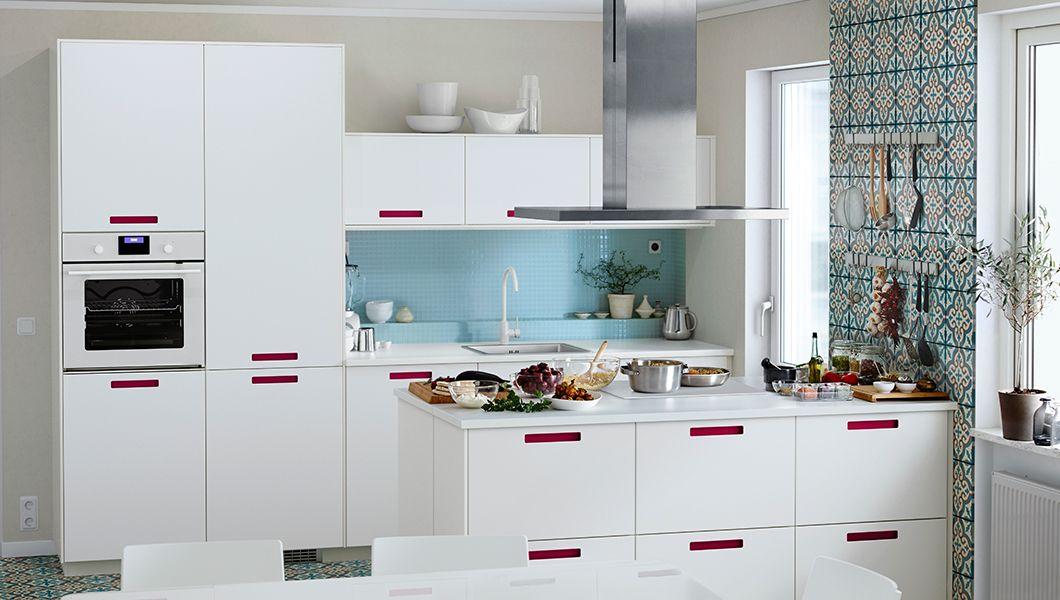 Großzügig Verschiedene Küchentür Stile Ideen - Küchen Ideen ...