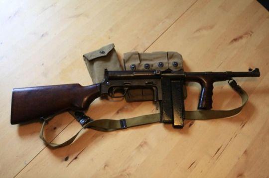 United Defense M42 - 9x19mm