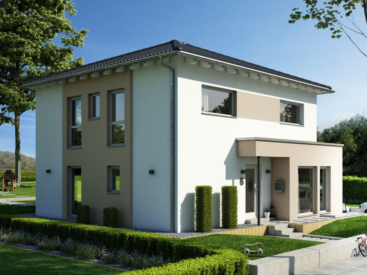 Sunshine 154 V6 Living Haus Fertighaus Mit Walmdach Bilder