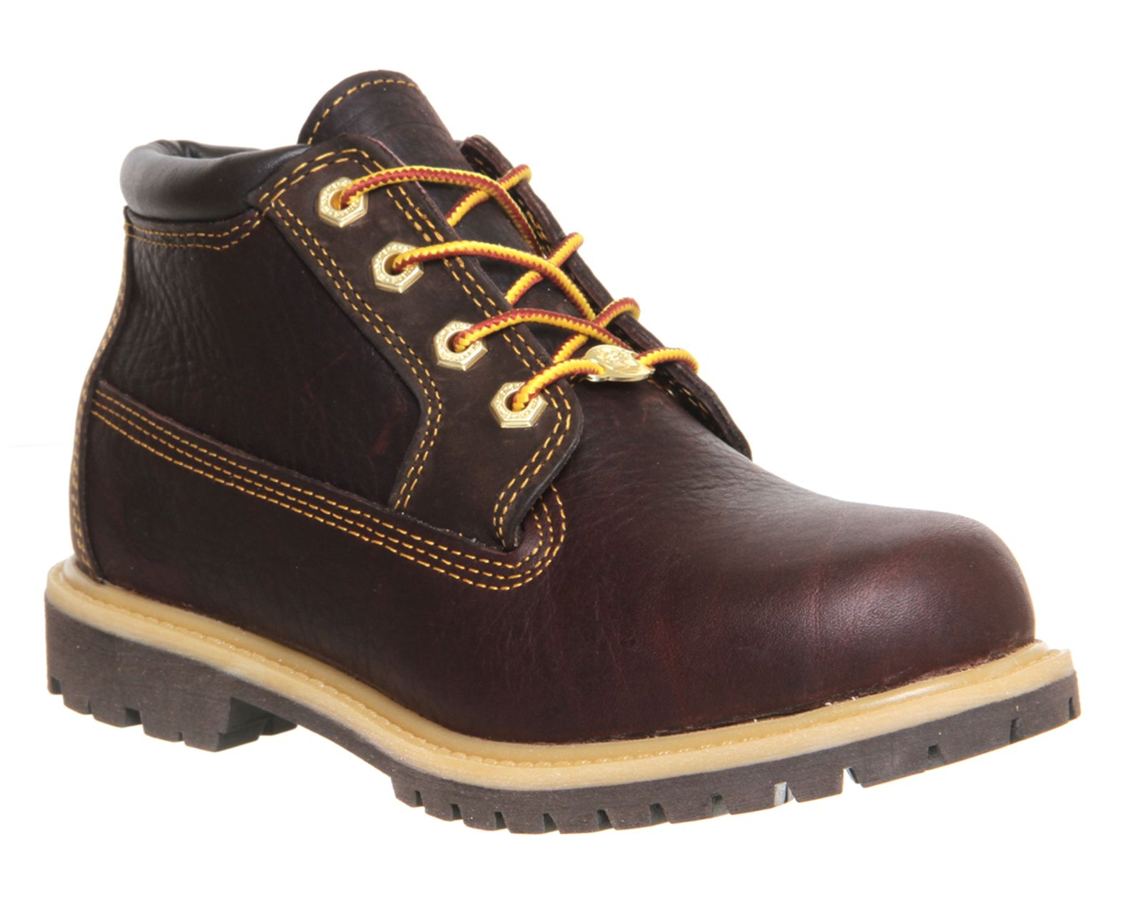 Nellie Chukka Double Waterproof boots | Leather ankle boots