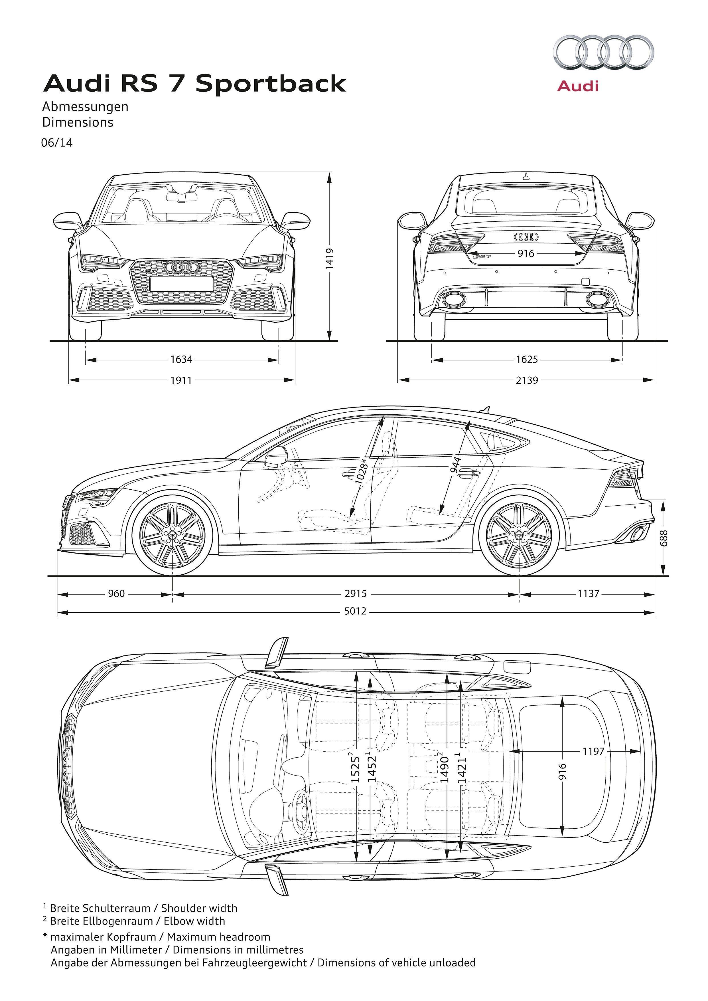 Audi Rs7 Sportbck