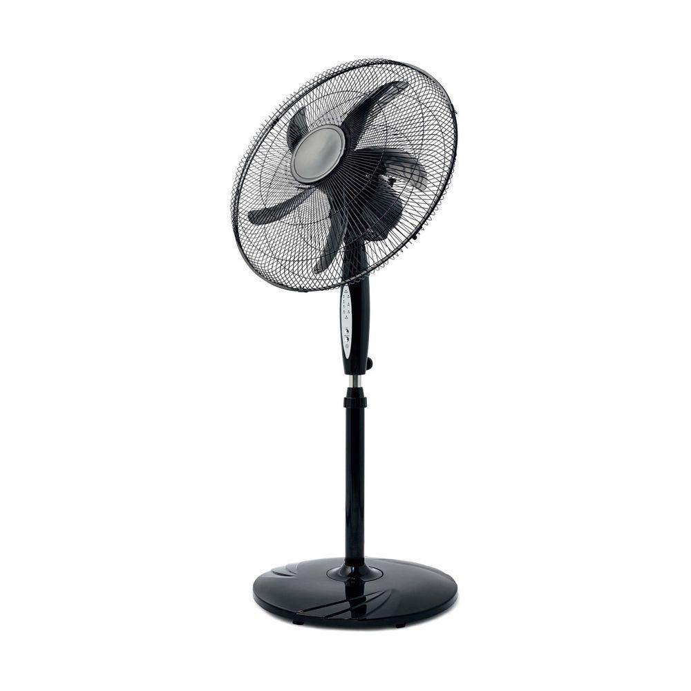 Oscillating Pedestal Fan 3 Speed Portable Air Cooling Floor Cooler