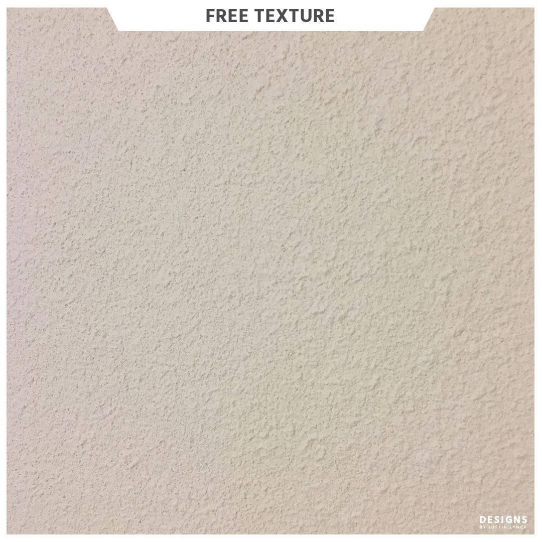 Drywall Texture Off White Color With Rough