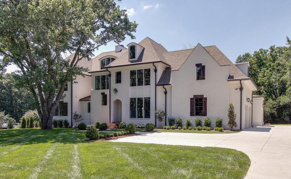 4039 Crestridge Dr, Nashville, TN 37204 House styles