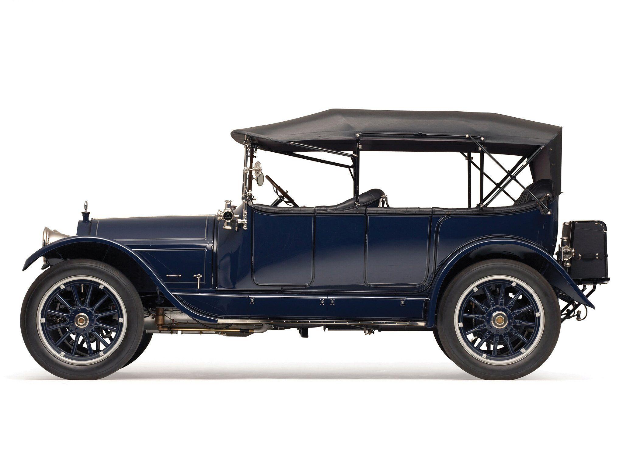 1913 stevens duryea model c5 passenger touring