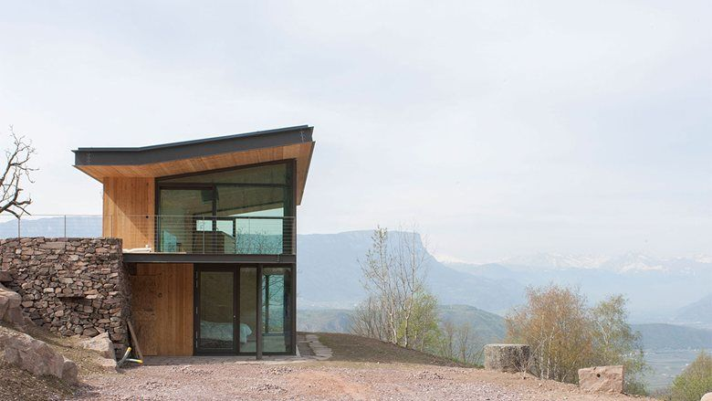 Mountain Retreat, Laives, 2015 - modostudio | cibinel laurenti martocchia architetti associati