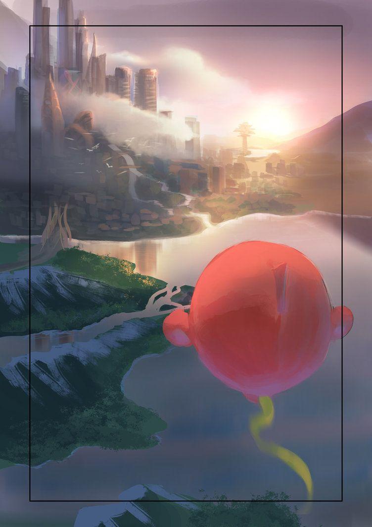 Zootopian Dream by MonoFlax Cityscape, Dream, Zootopia
