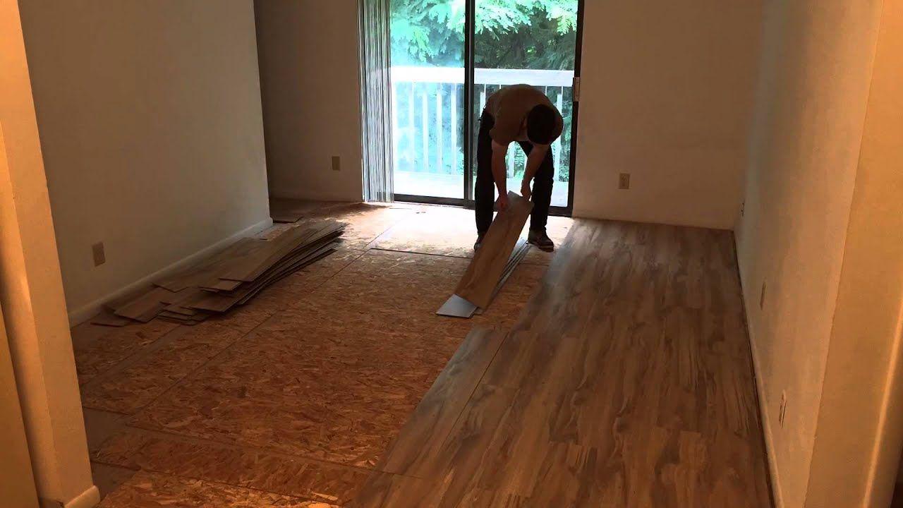 Best Of Installing Laminate Flooring