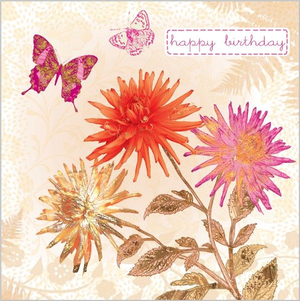 Everyday Ranges » M0850 » Indian Summer - Clare Maddicott Publications - Greeting cards, gift wrap & stationery