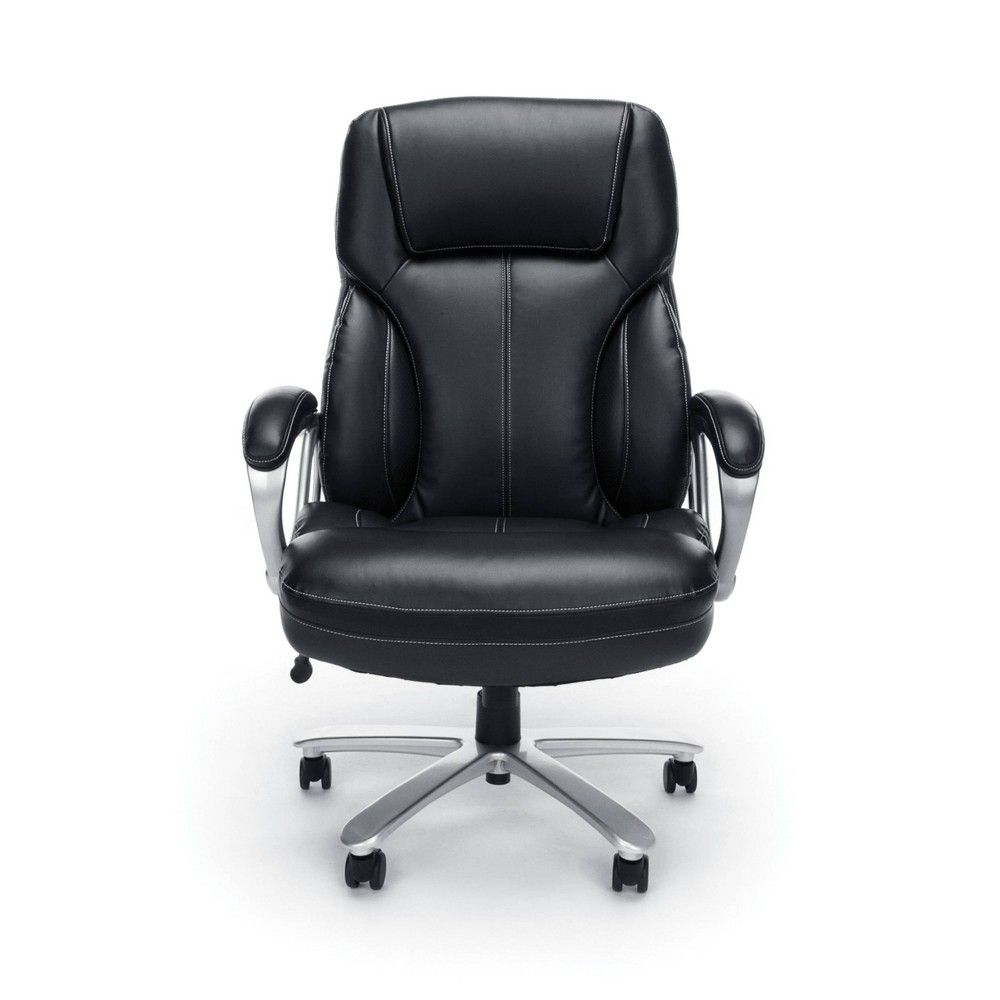 Tall Leather Executive Office Chair