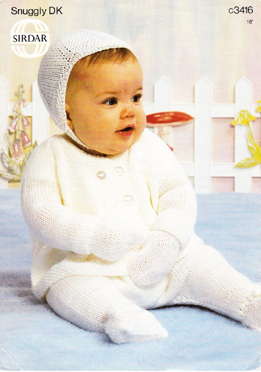 Sirdar knitting pattern c3416 dk babys pram set pram coat sirdar knitting pattern c3416 dk babys pram set pram coat legginettes bankloansurffo Image collections