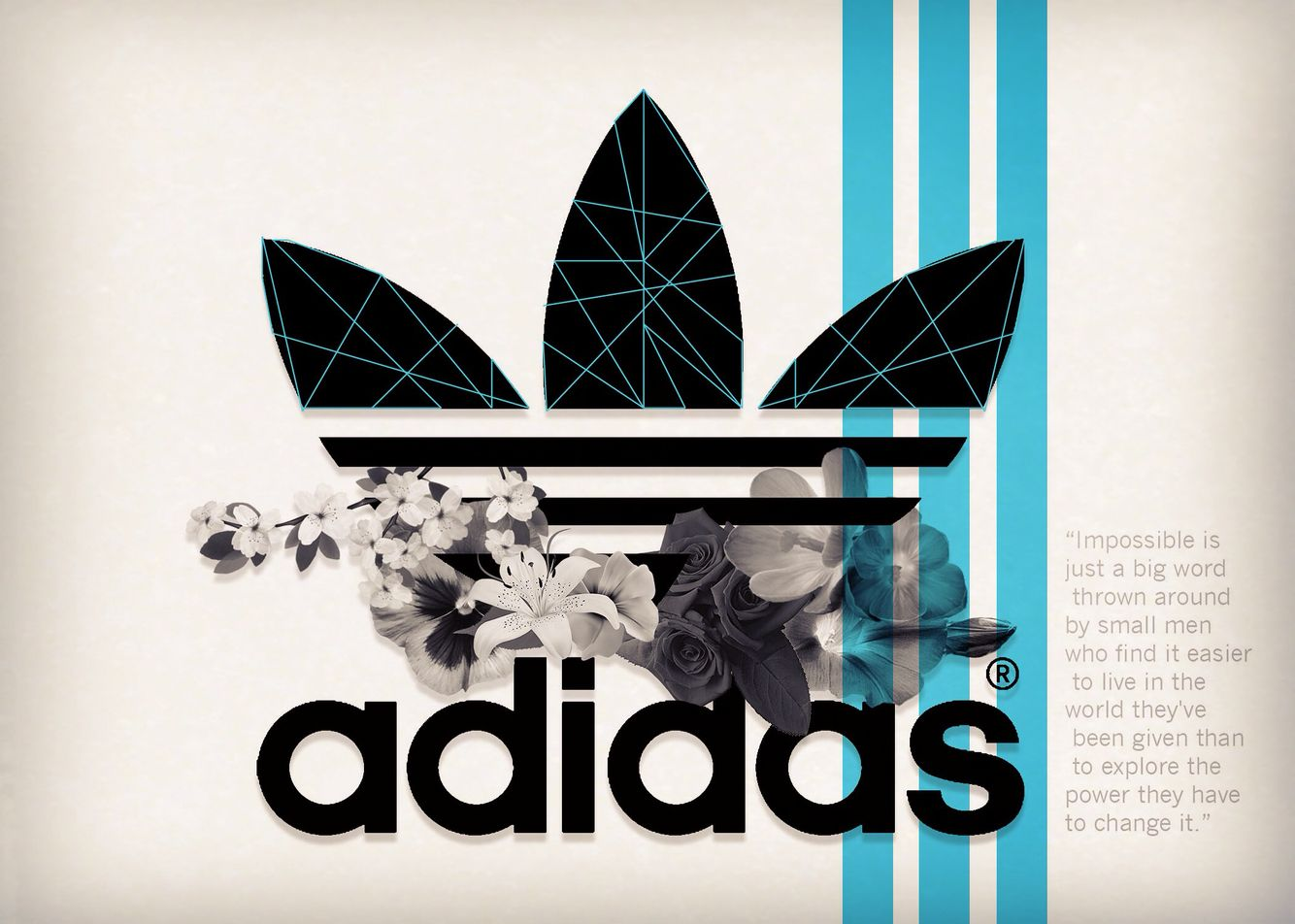 Another poster design I created for Adidas #Adidas   Adidas poster ...