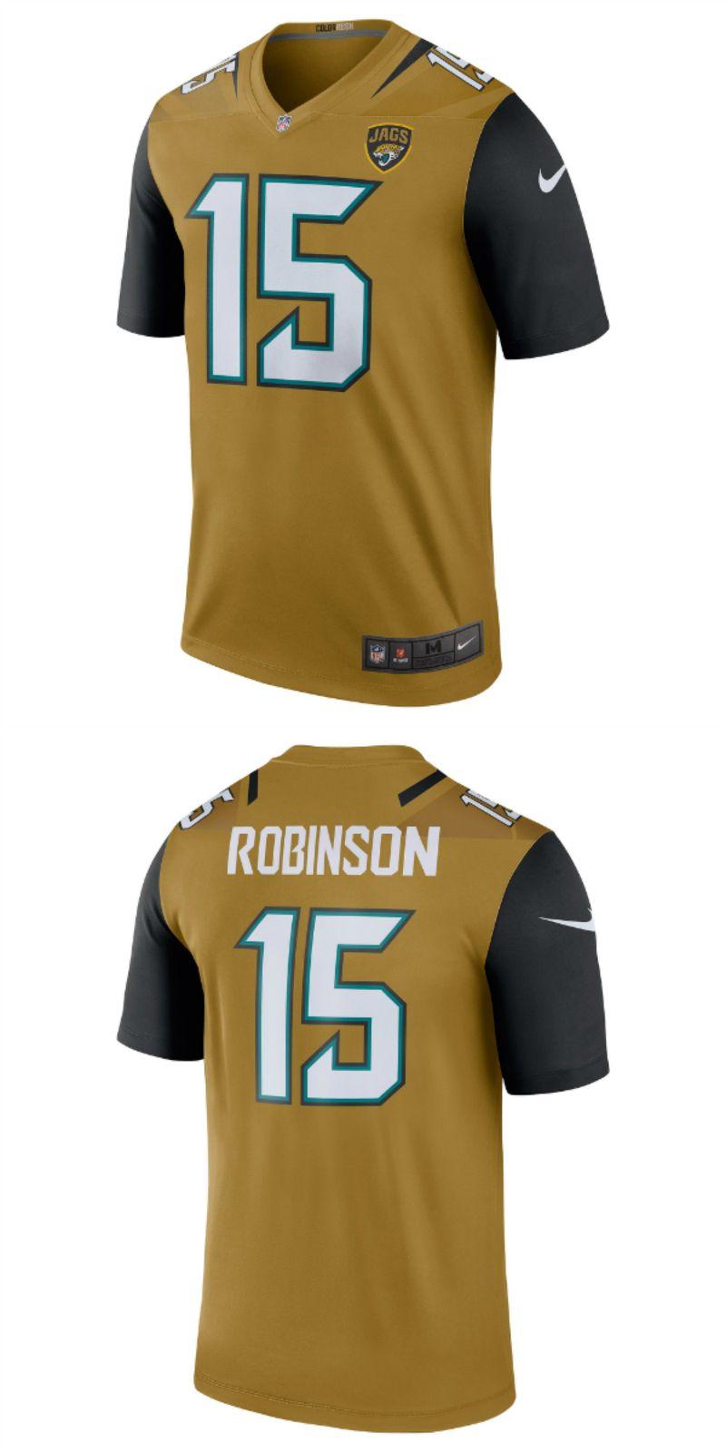 e1eb1375 UP TO 70% OFF. Allen Robinson Jacksonville Jaguars Nike Color Rush ...