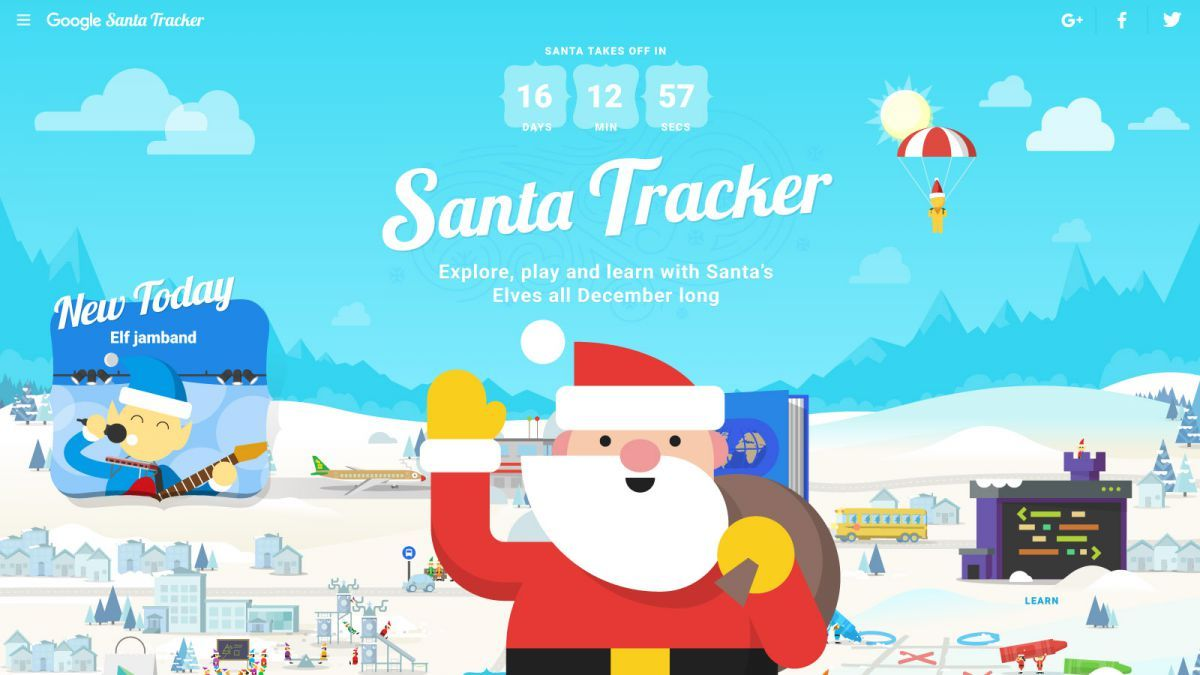 The Google Santa Tracker 2019 is live how to follow his