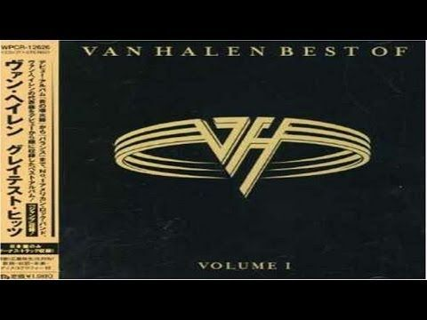 Van Halen Best Of Volume 1 Japanese Version Full Album