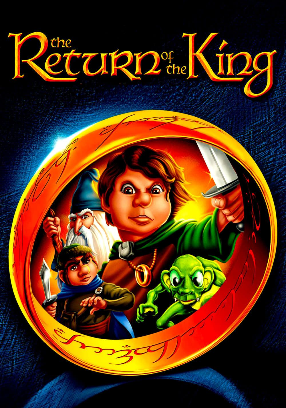 Descargar The Return of the King [1980] PELICULA COMPLETA