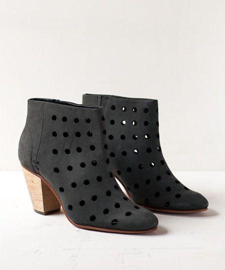 Rachel Comey ankle boots @ French Garment Cleaners in Ft. Greene Brooklyn