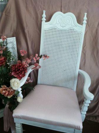 Vintage chair renewed :-)