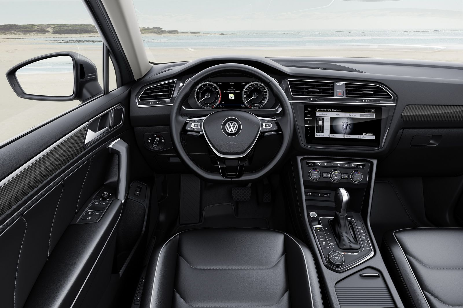 Europe S New Vw Tiguan Allspace With 7 Seats Detailed Ahead Of Geneva Carscoops Volkswagen Dream Cars Buick Regal Gs