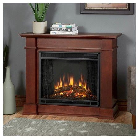 Real Flame - Devin Electric Fireplace : Target $549