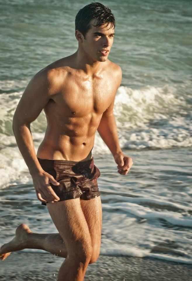 602d5c7c69ab6 Men's swim shorts speedo cute hot gay straight men's swim   Swimwear ...