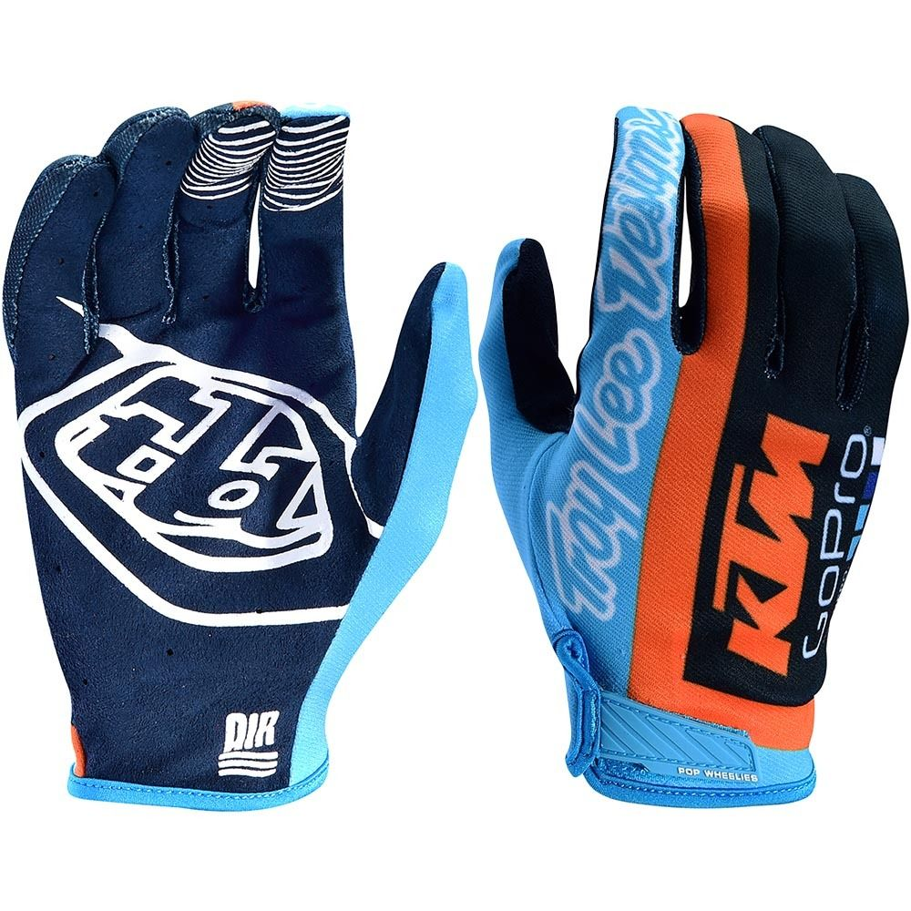 2018 ktm gear. brilliant ktm troy lee designs 2018 air ktmtld team gloves at mxstore throughout ktm gear