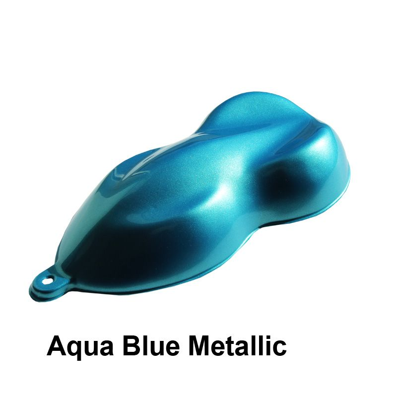 Urekem Aqua Blue Metallic See More Car Colors At Http Thecoating