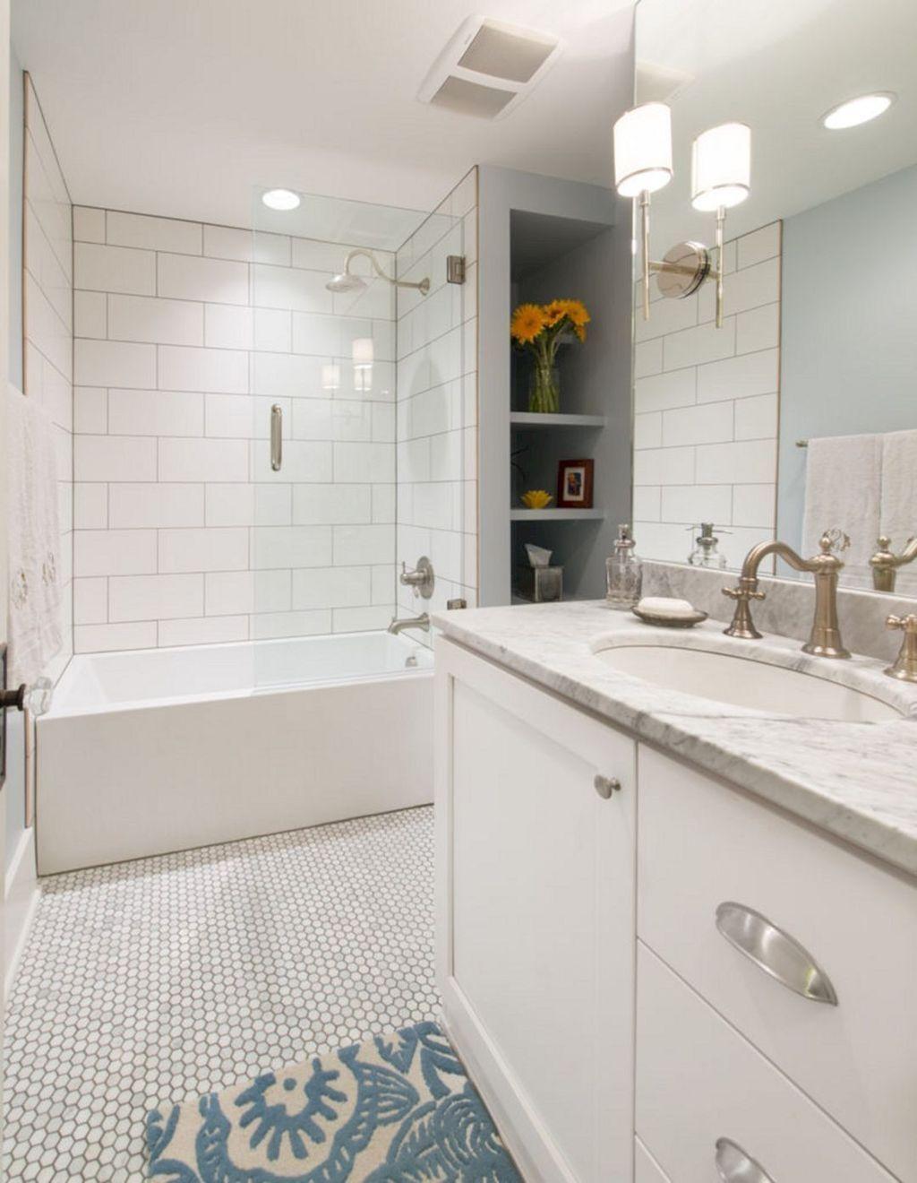 34 Lovely Bathroom Ceramic Tile Ideas You Should Copy Subway