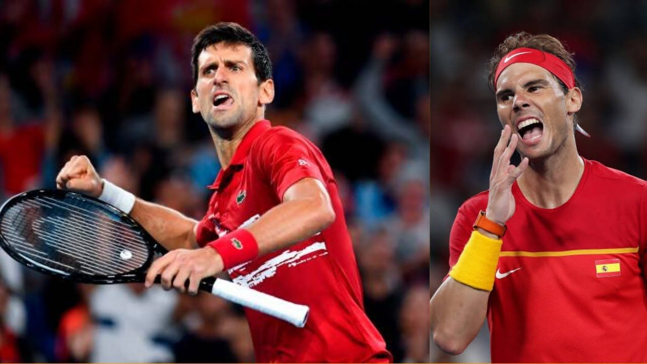 This Was The Rivalry Match Before Lockdown Novak Djokovic Vs Rafael N In 2020 Novak Djokovic Rivalry Tennis Players