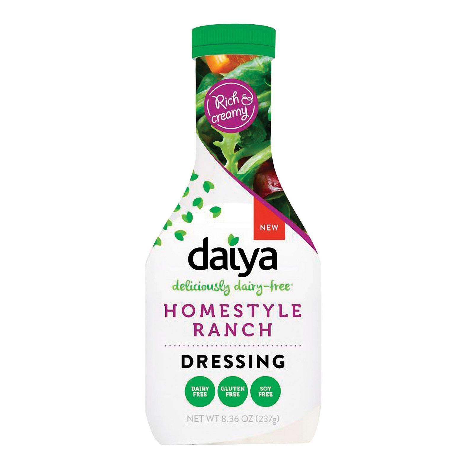 Daiya foods homestyle ranch dairy free dressing case
