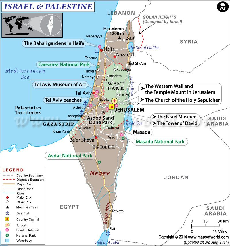 Map Of Israel And Palestine Palestine Palestine Map Israel Palestine