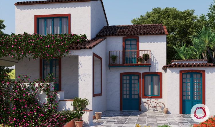 exterior paint colors for indian homes home beautiful pinterest