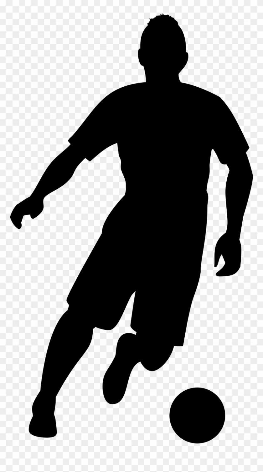 Football Clipart Png Images Silhouette Png Creative Logo Abstract Logo