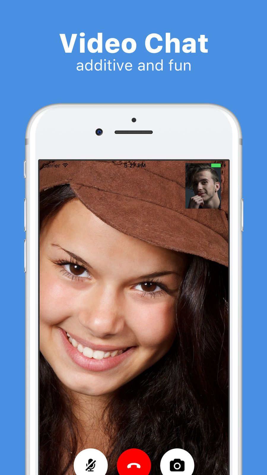Chat for Strangers, Video Chat